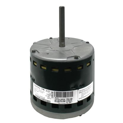 صورة Indoor, Genteq #5KCP39MFDD435S, 1/5 HP, 575/545/520 RPM, , 220/1/60