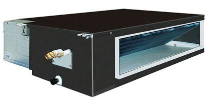 صورة سبليت مخفي تبريد وتدفئة | 48,000 وحدة | كفاءة الطاقة د